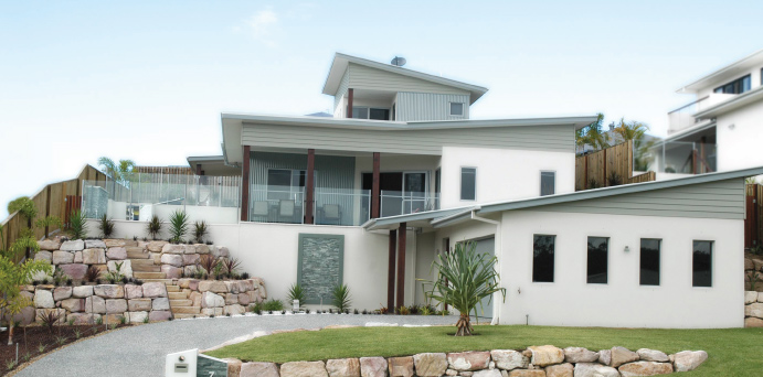 Top Split level home designs can offer the ideal solution when tackling  691 x 342 · 106 kB · jpeg